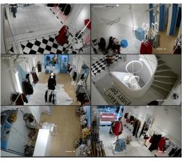 Lắp đặt camera giám sát cho siêu thị, cửa hàng, các shop